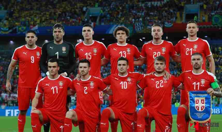 塞尔维亚队,世界杯,塞尔维亚世界杯,塞尔维亚世界杯大名单一览:格鲁伊奇,利亚伊奇在列