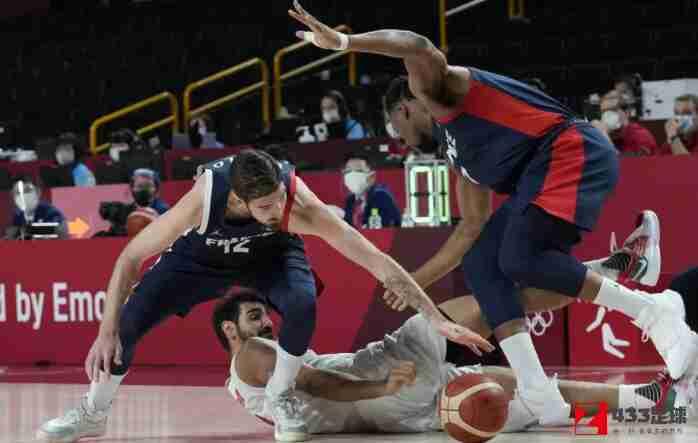 伊朗男篮,伊朗男篮62-79输给法国男篮,哈达迪18分5助